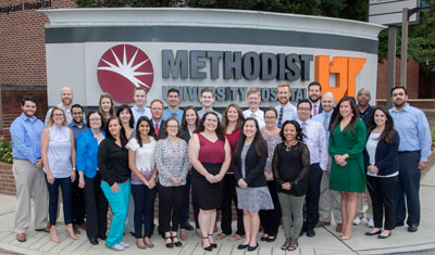 2018 Pharmacy Residency Excellence Awards_Methodist